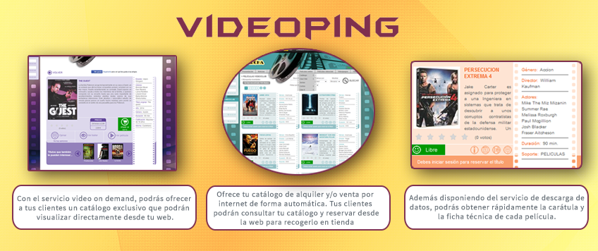 Videoping