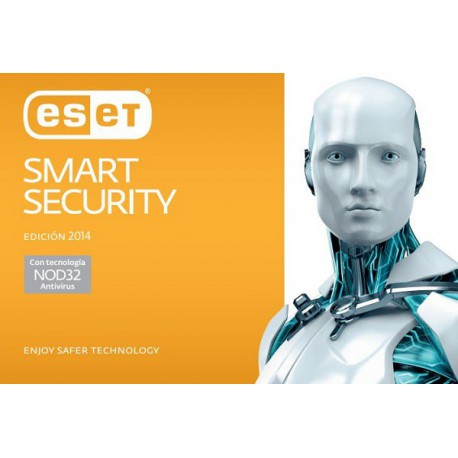 1 Licencia ESET Smart Security